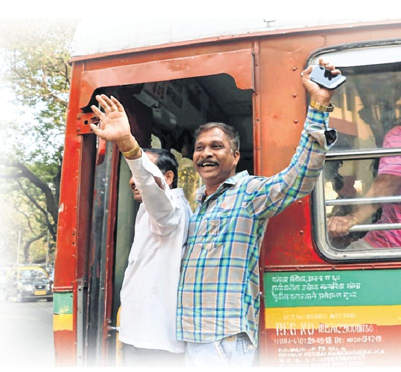 BEST bus strike over, Workers finally accept 10-step incremental hike in salary