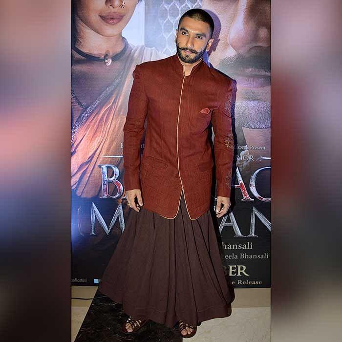 Deconstructing 'Gully Boy' Ranveer Singh's 'boho meets OTT' fashion sense