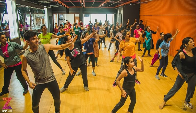 Two to Tango! Dance your way to fitness