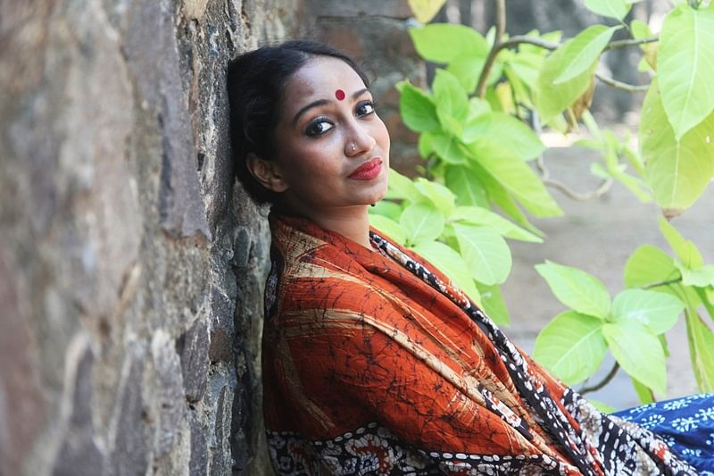 Author Sharanya Manivannan: Found solace in Andal's poems during devastating heartbreak in 20s