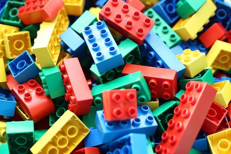 Let's go for lego