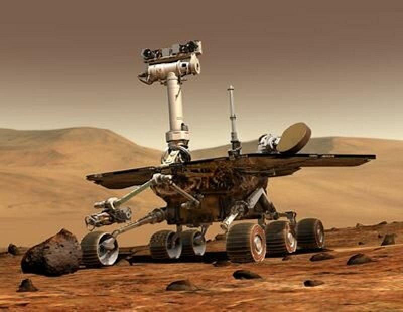 NASA's Curiosity rover snaps last selfie on Martian ridge