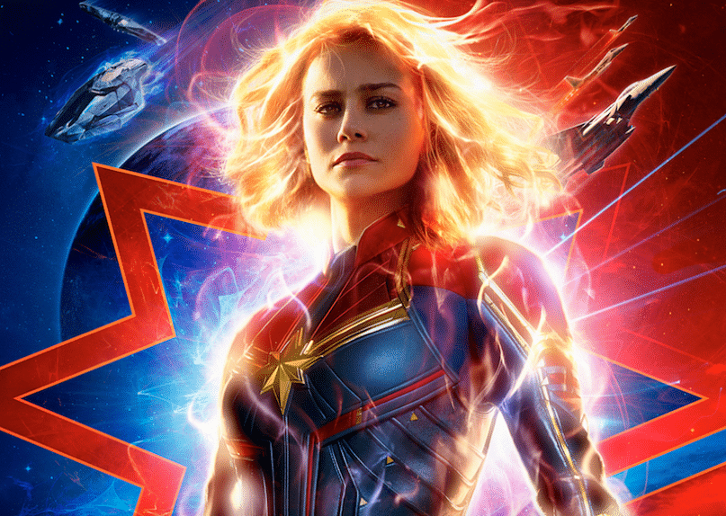 Marvel Studios releases 'Captain Marvel' special look video