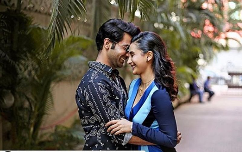 Patralekhaa reveals how Rajkummar Rao spotted her in an ad and knew marriage was on the cards