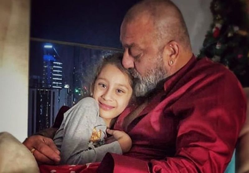 Sanjay Dutt writes heartfelt message for daughter Iqra on National Girl Child Day