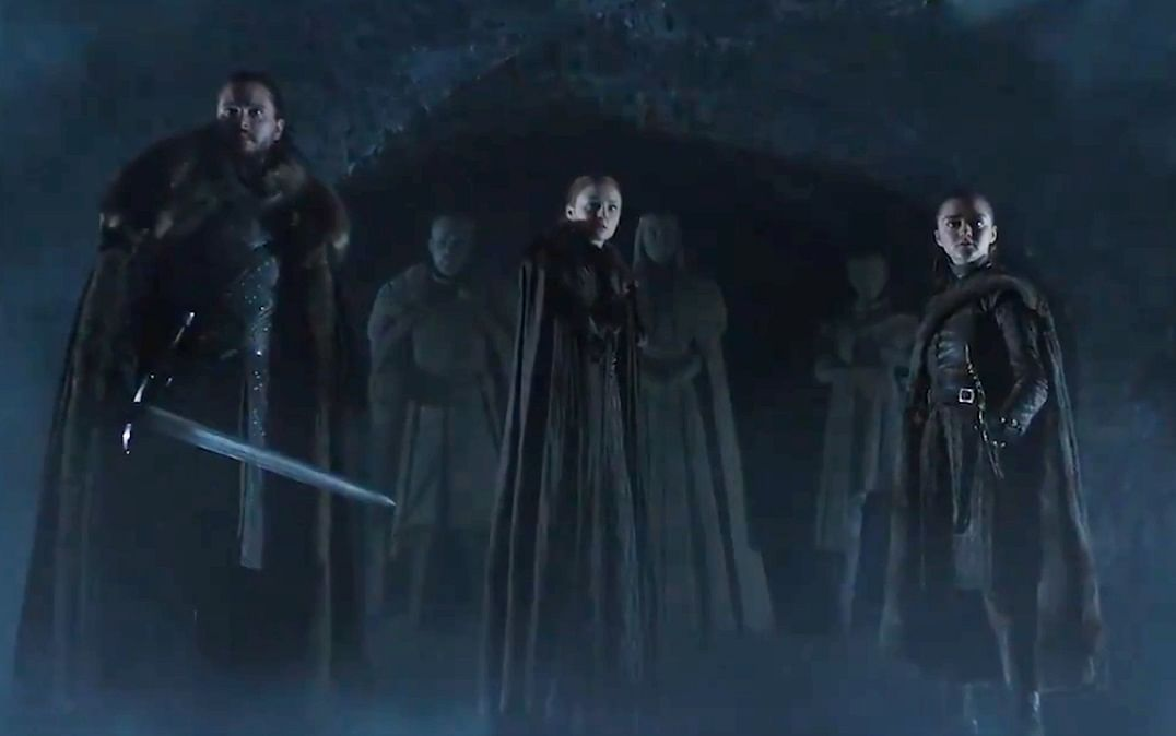 'Game of Thrones' final season to premiere on April 14; watch teaser