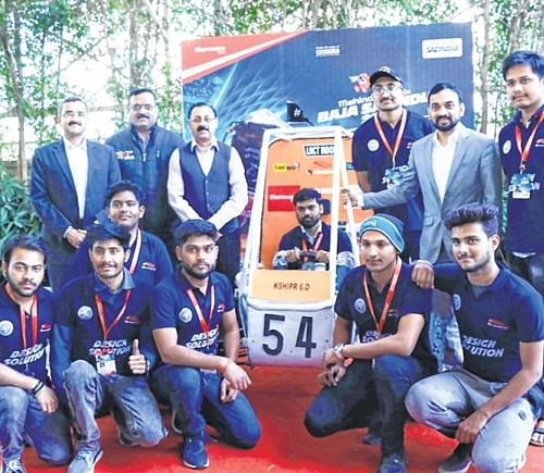 Indore: Twelfth edition of BAJA SAEINDIA 2019 kicks off