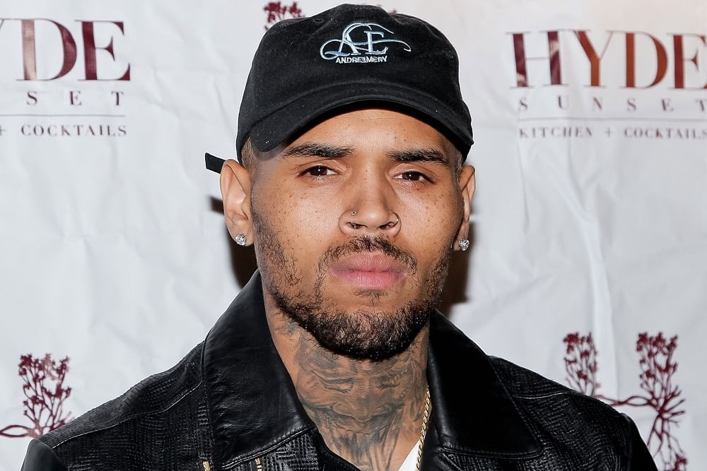 Chris Brown freed after rape charges in France