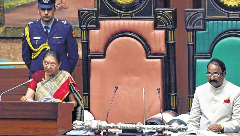 Bhopal: Governor seeks 'Sabka Saath Sabka Vikas' for state's development
