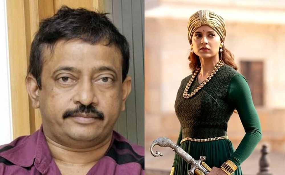 Manikarnika: Ram Gopal Varma uses F-word to praise Kangana Ranaut, Twitterati take him to task