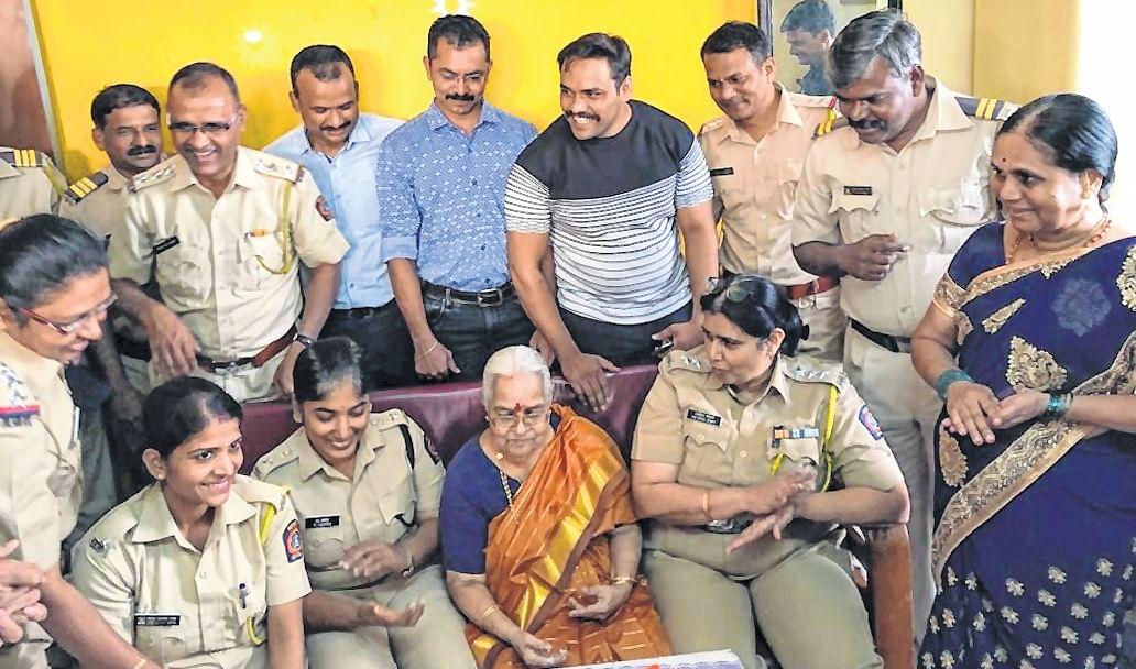 Mumbai: Mummy to Matunga cops turns 85