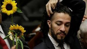 Gay Brazilian lawmaker flees country amid threats threats