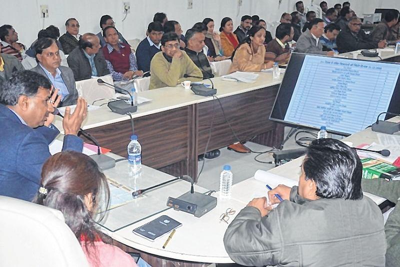 Ujjain: Status of CM Helpline complaints reviewed