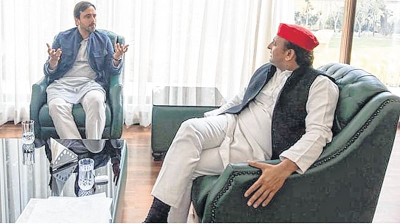 Jayant Chaudhary meets Akhilesh Yadav on poll tie-up, likely to get four seats