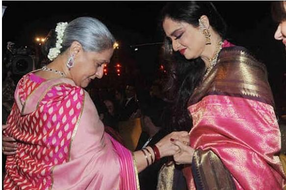 Liked Aishwarya-Rekha's hug? Check out 5 times the Bachchans let go of their grudges with Bollywood celebs