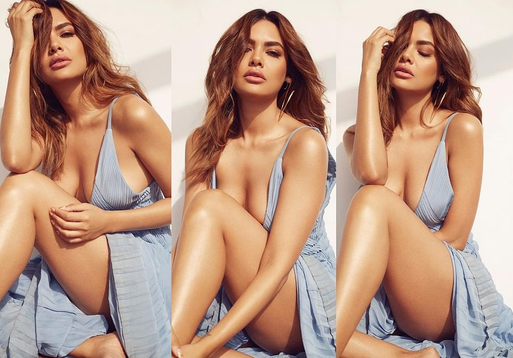 Esha Gupta to feature in a raunchy music video of 'Get dirty'
