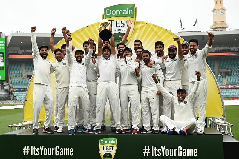 10 records to know about from India's historic Test series victory over Australia