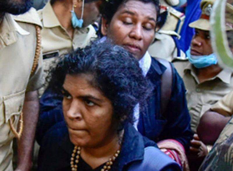 Women who entered Sabarimala temple thrown out by in-laws, shifts to government home