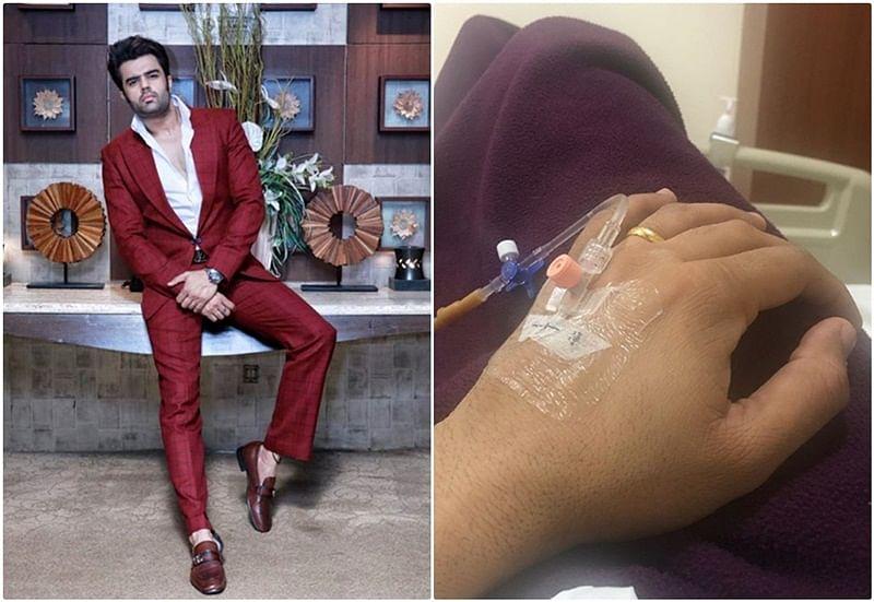 TV host Maniesh Paul undergoes surgery after suffering an injury