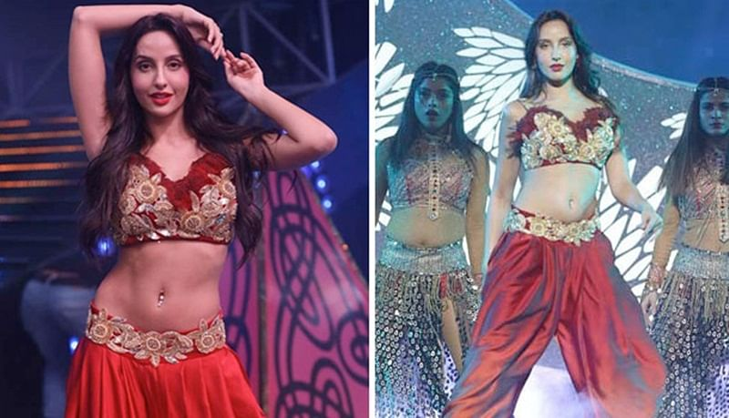 Watch video! Nora Fatehi goes hot & heavy with her sexy belly dance, summer comes early!
