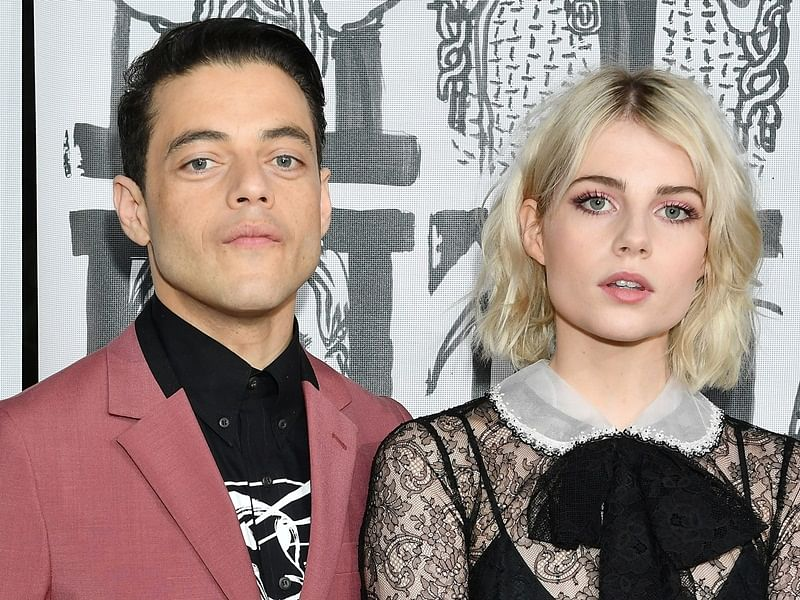 Rami Malek 'was not aware' of Singer allegations before making 'Bohemian Rhapsody'