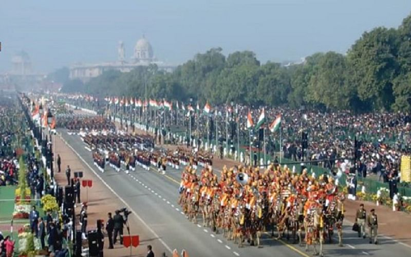 Republic Day 2019: India showcases military might, rich cultural diversity at 70th R-day parade