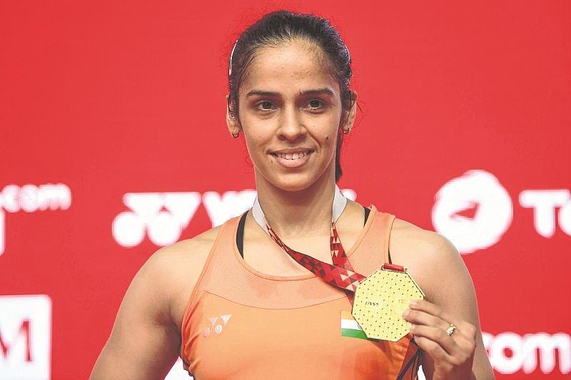 Saina Nehwal claims Indonesia Masters title as Carolina Marin limps out