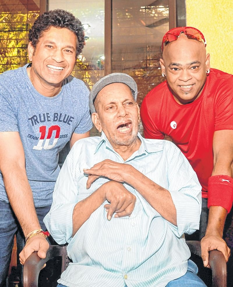Tribute to Ramakant Achrekar Master of Maestro is no more