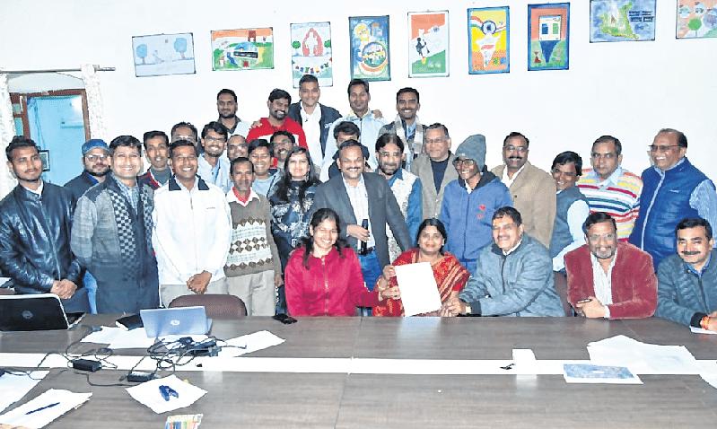 Ujjain: ODF survey: Ujjain secures second rank