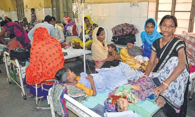 Indore: Shocker for dean, 3 children on 1 bed