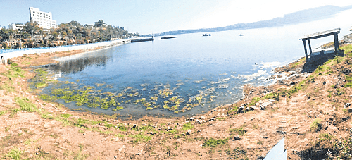 Bhopal: Upper Lake left with 100 days of water city stares at dry taps