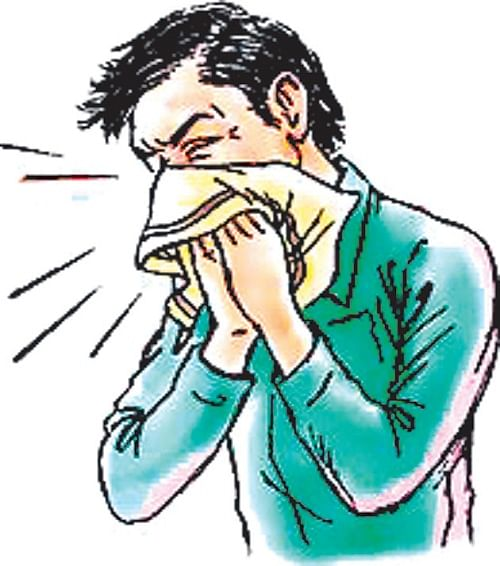 Indore: Freakish weather continues, viral diseases rise by 20%