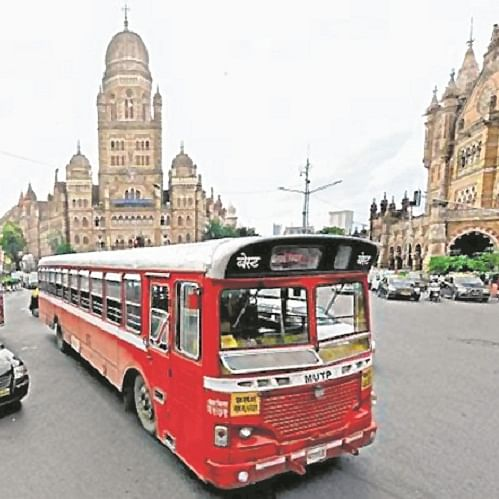 Half of school term is through but BMC students yet to be issued free bus passes