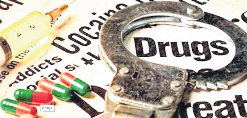 Navi Mumbai police seized nearly 600 kg of drugs last year