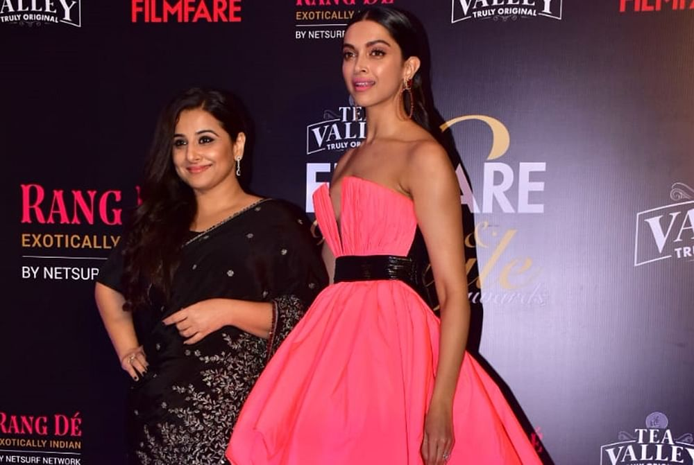 Zoom in! Deepika Padukone, Vidya Balan's recent picture is going viral for all the wrong reasons