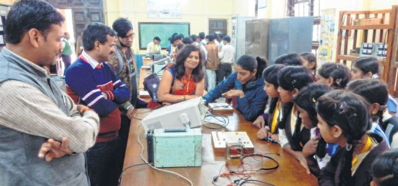 Indore: Engineering their future, 80 students descend on SGSITS