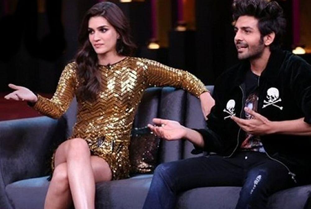 Koffee With Karan 6: Kartik Aaryan reveals why he is not asking out Sara Ali Khan, Kriti Sanon to date Aditya Roy Kapur?