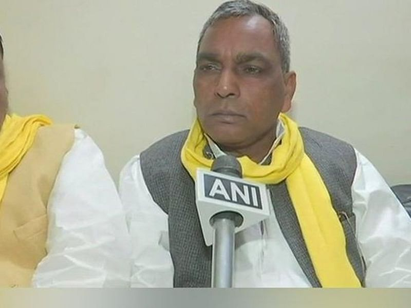 Good decision, I welcome it: Rajbhar on his dismissal from UP cabinet