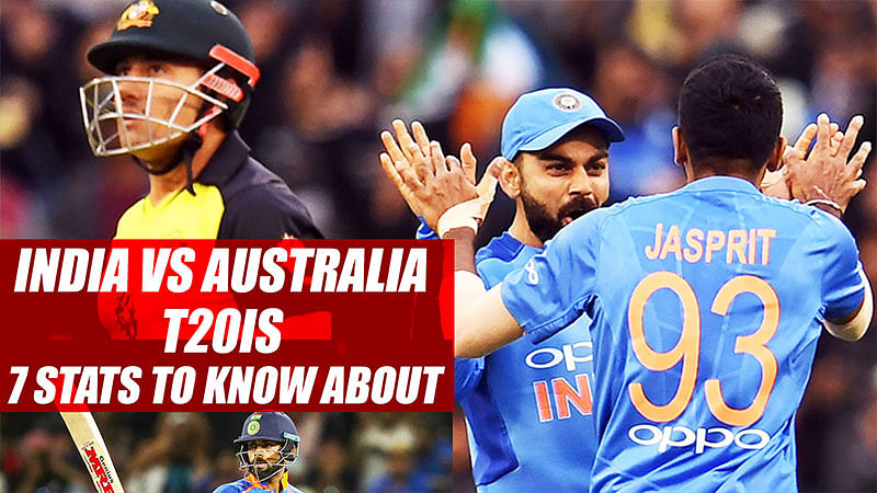 India vs Australia T20Is: 7 Stats To Know About