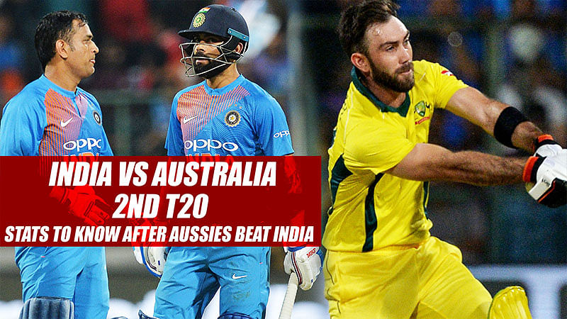 India vs Australia 2nd T20 | Stats to know after Aussies beat India