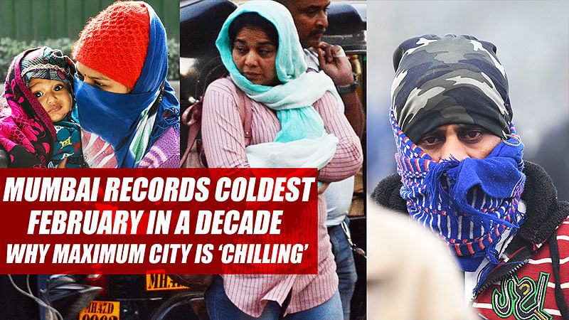 Mumbai Records Coldest February In A Decade | Why Maximum City Is 'Chilling'