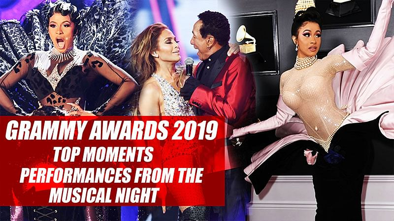 Grammy Awards 2019: Top Moments, Performances From The Musical Night