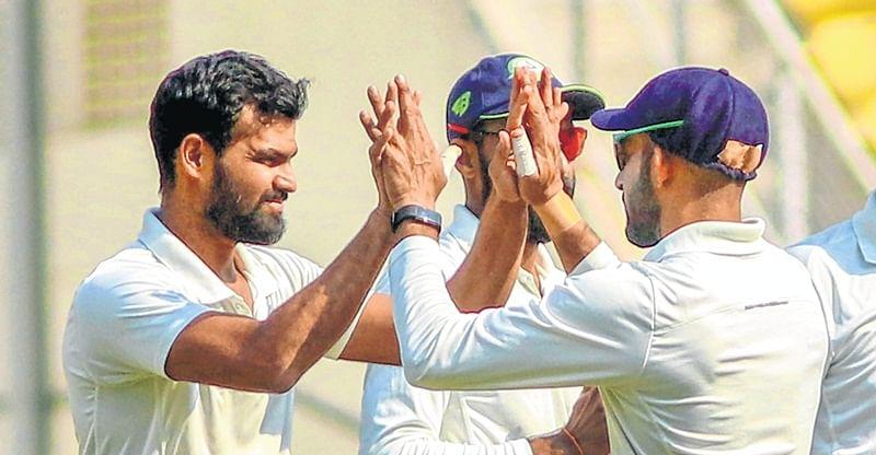 Ranji Trophy: Saurashtra battle hard to spice up final, fall short by five runs