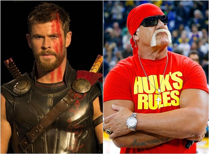 Chris Hemsworth to play wrestling legend Hulk Hogan in a Netflix biopic