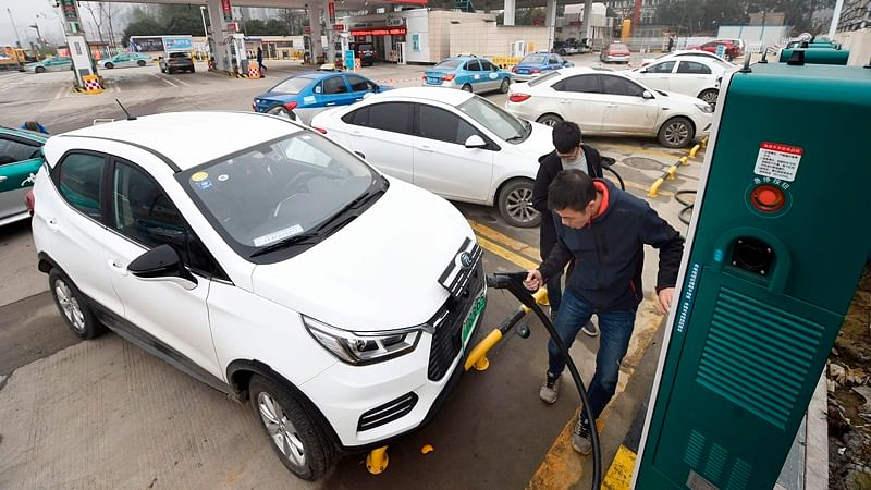 NDA's driving force! India will lead energy revolution in the world with electric vehicles, says Piyush Goyal