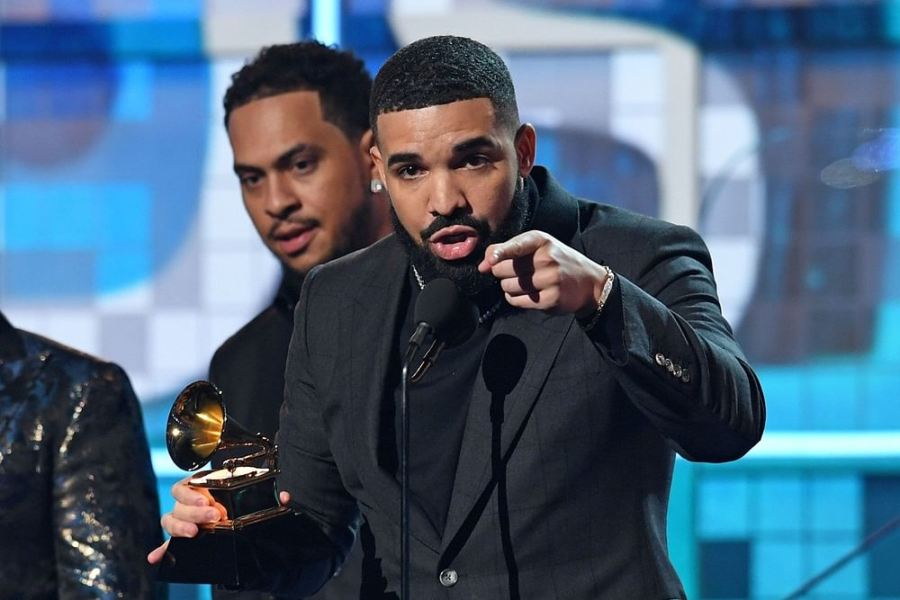 Grammy Awards 2019: Rapper Drake cut off during acceptance speech