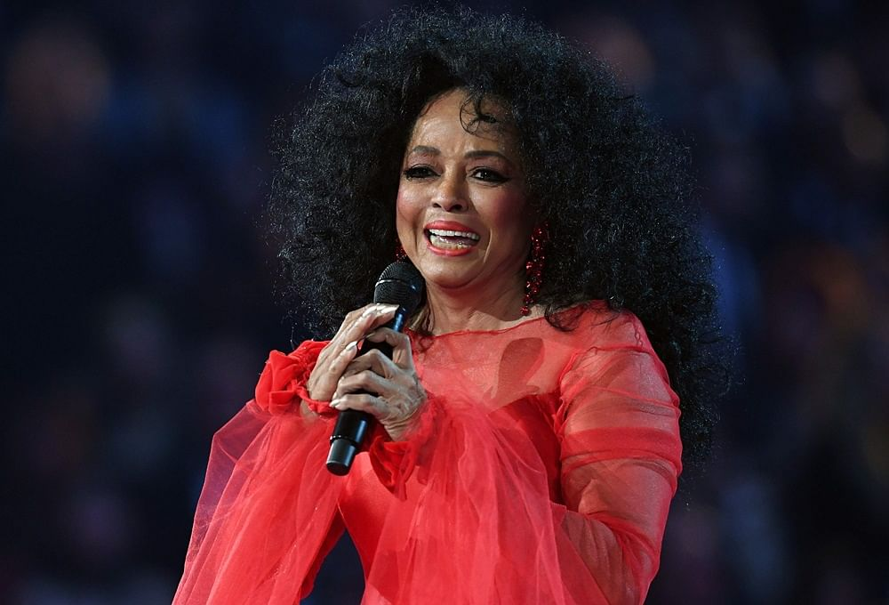 Diana Ross gives 'supreme' 75th birthday performance at Grammy Awards 2019