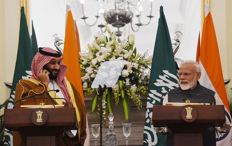 PM Modi 'forgot' to write Pakistan's name in India-Saudi statement: Congress