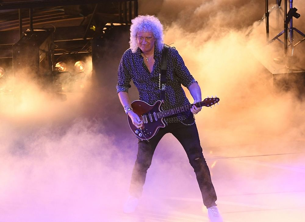 We Will Rock You! Queen opens 91st Academy Awards, receive standing ovation