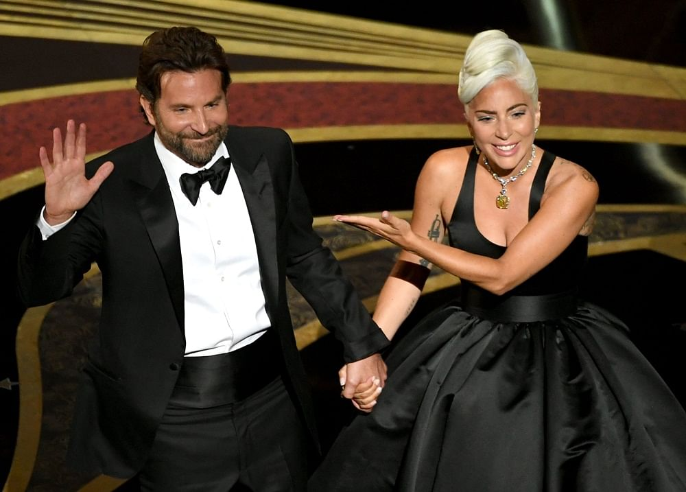Lady Gaga wins first Oscar for Best Original Song 'Shallow' in debut film 'A Star is Born'